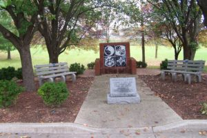 MG Boyd M. Cook Memorial Grove